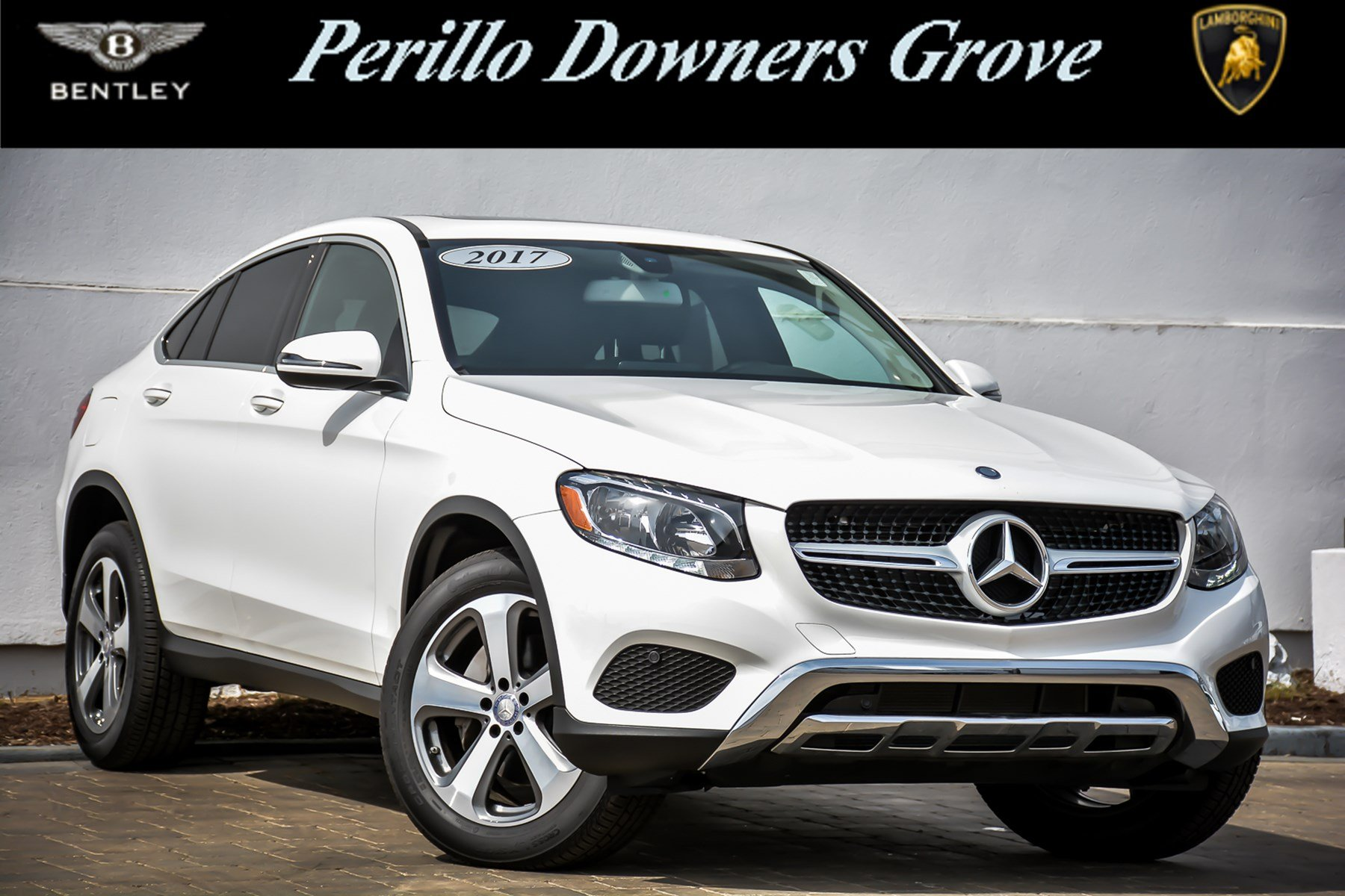 Pre Owned 2017 Mercedes Benz GLC GLC 300 Sport Utility in Downers